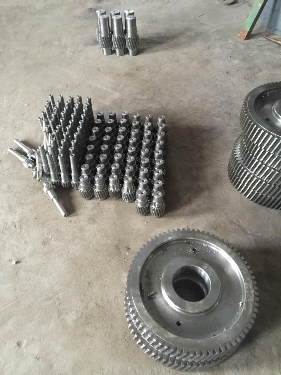 ZLYJ硬齿面减速机大齿轮、中齿轮、小齿轮